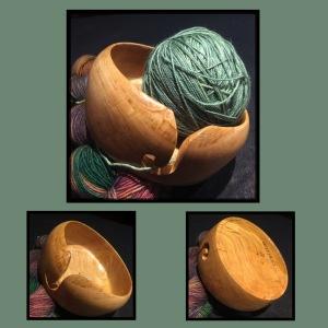 Bol à laine | Trukerie